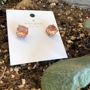 Pink Kate Spade Earrings